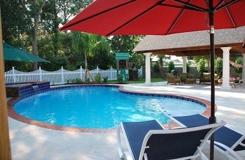 Gunite Pools In Ground Swimming Pools All Seasons