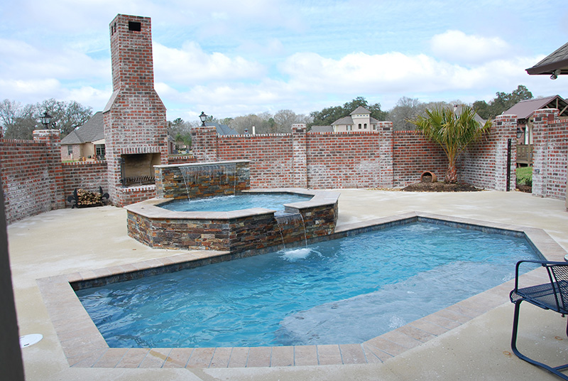 Gunite Pools In Ground Swimming Pools All Seasons